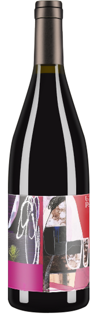 Pinot Noir Carbonic Barrel 2018